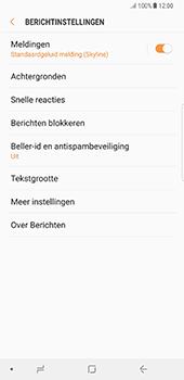 Samsung Galaxy Note 8 (SM-N950F) - SMS - Handmatig instellen - Stap 6