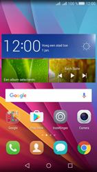 Huawei Huawei Y5 II - E-mail - Handmatig instellen (gmail) - Stap 2