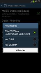 Samsung I9195 Galaxy S4 Mini LTE - Netzwerk - Netzwerkeinstellungen ändern - Schritt 7