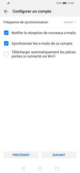Huawei P Smart 2020 - E-mails - Ajouter ou modifier votre compte Yahoo - Étape 7