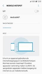 Samsung Galaxy Xcover 4 (SM-G390F) - WiFi - Mobiele hotspot instellen - Stap 7