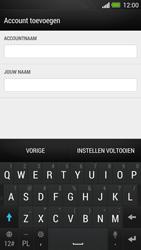 HTC One - E-mail - handmatig instellen - Stap 17