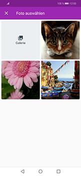 Huawei Honor Play - MMS - Erstellen und senden - Schritt 13