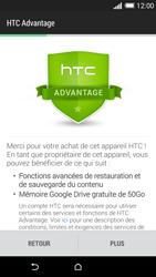 HTC Desire 816 - Premiers pas - Créer un compte - Étape 23