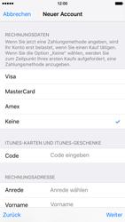 Apple iPhone 6s - Apps - Einrichten des App Stores - Schritt 18