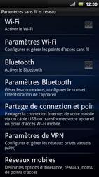 Sony Xperia Arc - Internet - Configuration manuelle - Étape 5
