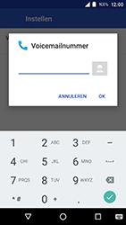 Crosscall Action X3 - Voicemail - Handmatig instellen - Stap 12