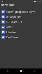 Microsoft Lumia 550 - e-mail - hoe te versturen - stap 10