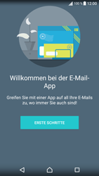Sony Xperia XA - E-Mail - Konto einrichten (outlook) - 4 / 18
