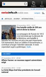 HTC Desire X - Internet et roaming de données - Navigation sur Internet - Étape 14
