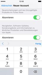 Apple iPhone 5s iOS 9 - Apps - Einrichten des App Stores - Schritt 16