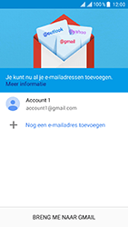 ZTE Blade V8 - E-mail - e-mail instellen (gmail) - Stap 14