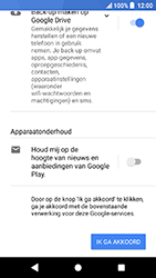 Sony Xperia X Compact (F5321) - Android Oreo - Applicaties - Account instellen - Stap 20