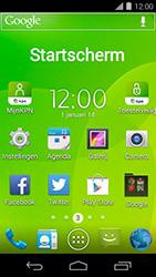 KPN Smart 400 4G - E-mail - Hoe te versturen - Stap 1