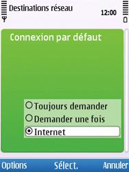 Nokia C5-00 - Internet - configuration manuelle - Étape 19