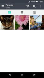 HTC One A9 - Photos, vidéos, musique - Envoyer une photo via Bluetooth - Étape 4
