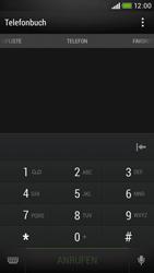 HTC Desire 601 - Anrufe - Anrufe blockieren - Schritt 3