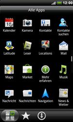HTC S510e Desire S - E-Mail - Konto einrichten - Schritt 3