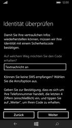 Nokia Lumia 735 - Apps - Konto anlegen und einrichten - 0 / 0