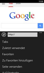 Nokia Lumia 925 - Internet und Datenroaming - Verwenden des Internets - Schritt 13