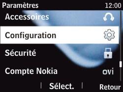 Nokia Asha 201 - Internet - Configuration automatique - Étape 7