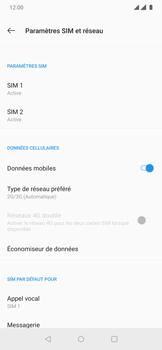 OnePlus 7 Pro - Internet et connexion - Activer la 4G - Étape 6