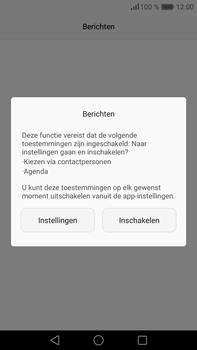 Huawei P9 Plus - SMS - handmatig instellen - Stap 3