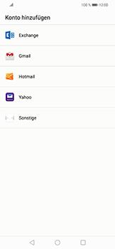 Huawei Nova 3 - E-Mail - Konto einrichten (outlook) - Schritt 4