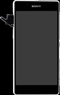 Sony Xperia Z3+ - SIM-Karte - Einlegen - 5 / 8