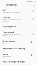 Samsung galaxy-j3-2017-sm-j330f-android-oreo - WiFi - Handmatig instellen - Stap 5