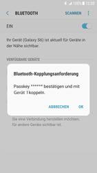 Samsung Galaxy S6 (G920F) - Android Nougat - Bluetooth - Geräte koppeln - Schritt 10