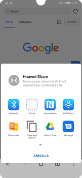 Huawei P30 - Internet e roaming dati - Uso di Internet - Fase 23