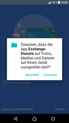 Sony Xperia XA1 - E-Mail - Konto einrichten (outlook) - 11 / 18