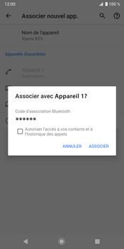 Sony Xperia XZ3 - Bluetooth - connexion Bluetooth - Étape 12