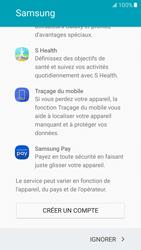 Samsung Galaxy S7 - Premiers pas - Créer un compte - Étape 30