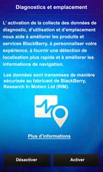 BlackBerry Z10 - Premiers pas - Créer un compte - Étape 14