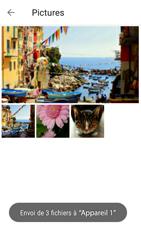 Wiko Freddy - Photos, vidéos, musique - Envoyer une photo via Bluetooth - Étape 12