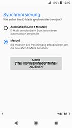 Sony Xperia XA2 - E-Mail - Konto einrichten - 2 / 2