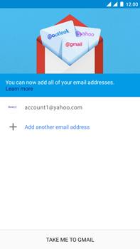 OnePlus 3 - Android Oreo - E-mail - Manual configuration (yahoo) - Step 13