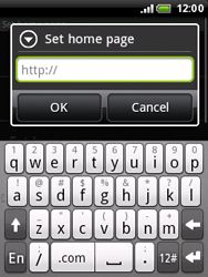 HTC A3333 Wildfire - Internet - Manual configuration - Step 19
