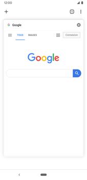 Google Pixel 3a - Internet et connexion - Naviguer sur internet - Étape 16