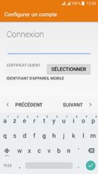 ZTE Blade V8 - E-mail - Configuration manuelle (outlook) - Étape 9