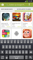 Samsung I9195 Galaxy S IV Mini LTE - apps - app store gebruiken - stap 13