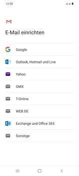 Samsung Galaxy S20 5G - E-Mail - Manuelle Konfiguration - Schritt 8