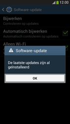 Samsung I9195 Galaxy S IV Mini LTE - software - update installeren zonder pc - stap 9