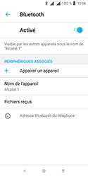 Alcatel 1 - Internet et connexion - Connexion avec un équipement multimédia via Bluetooth - Étape 8