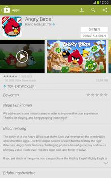 Samsung Galaxy Note 8-0 - Apps - Herunterladen - 19 / 20