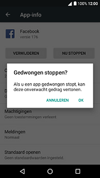 Alcatel A3 - apps - apps afsluiten - stap 7
