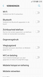 Samsung Galaxy A3 (2017) - Android Nougat - NFC - NFC activeren - Stap 5
