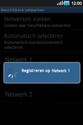 Samsung S5660 Galaxy Gio - Netwerk - gebruik in het buitenland - Stap 10